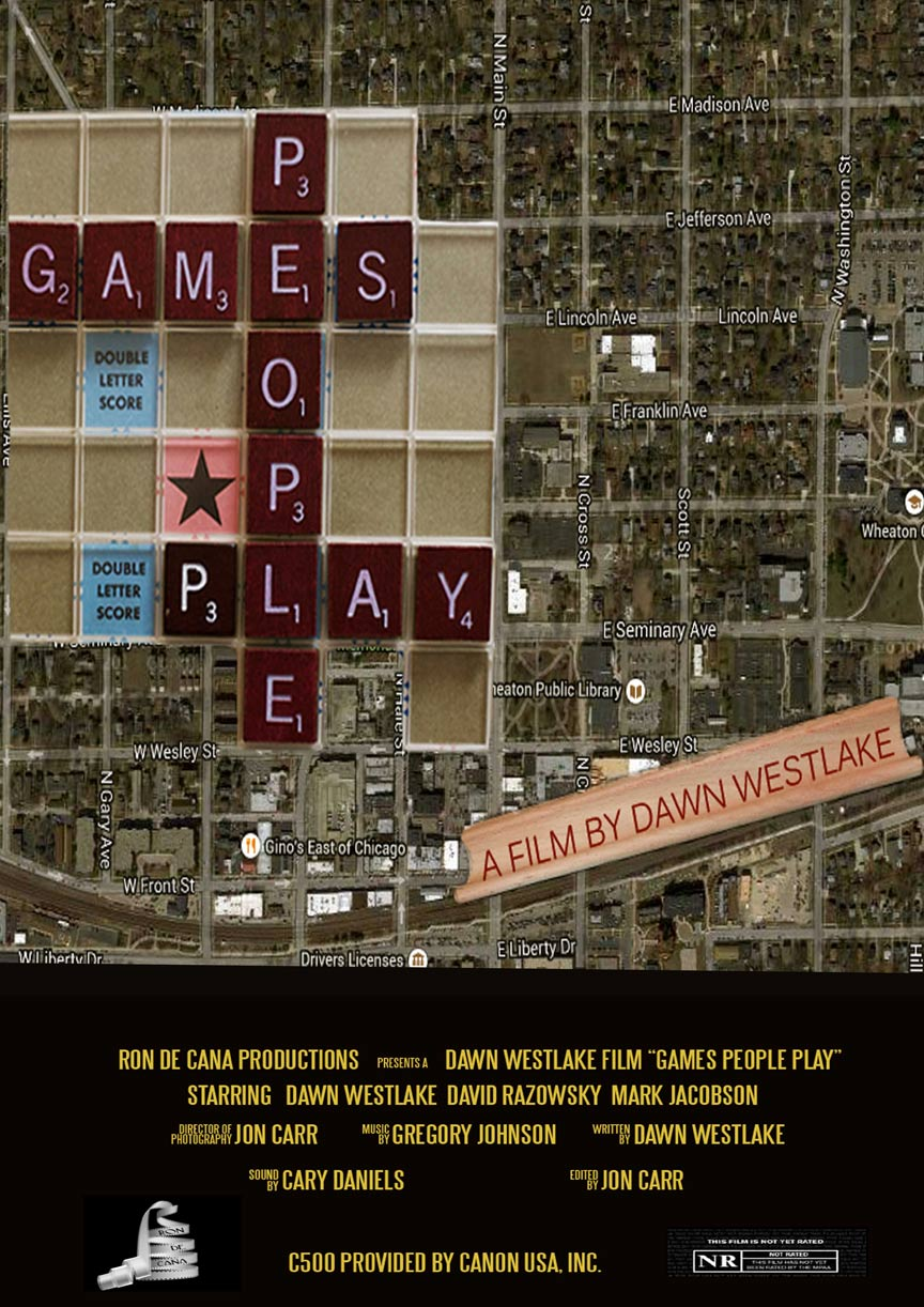 Games People Play Poster #2