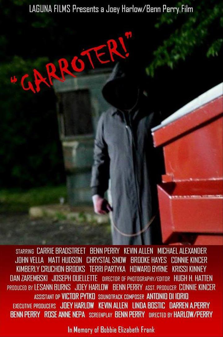 Garroter Poster #1
