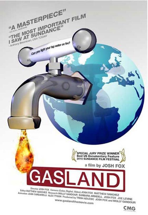 GasLand Poster #2
