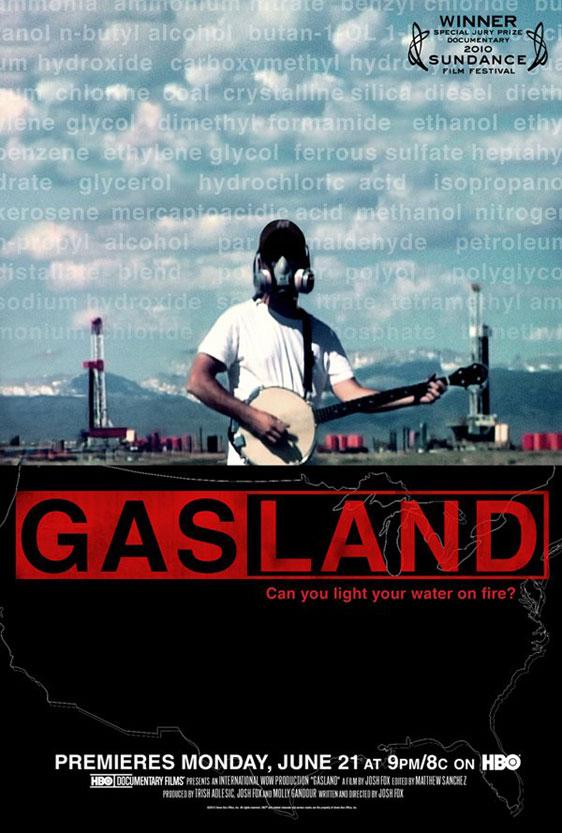 GasLand Poster #1