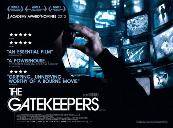 The Gatekeepers Poster #2