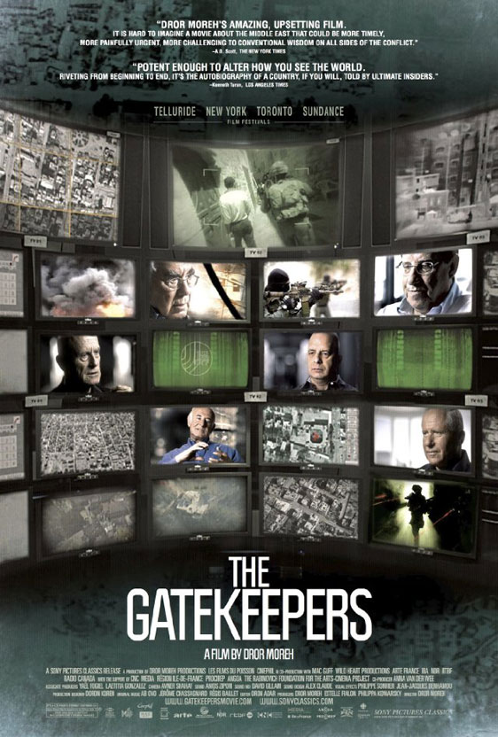The Gatekeepers Poster #1