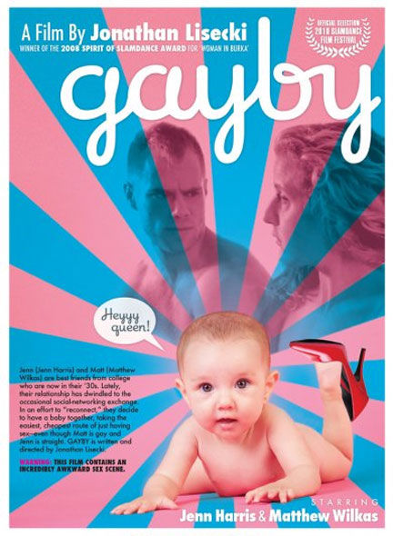Gayby Poster #1