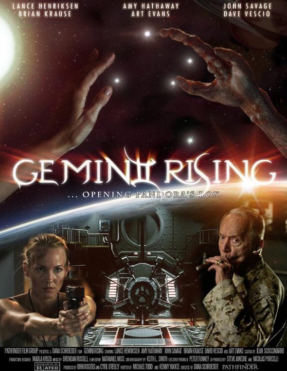 Gemini Rising Poster #1