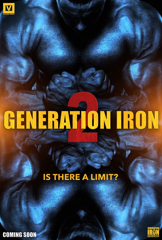 Generation Iron 2 Poster #1