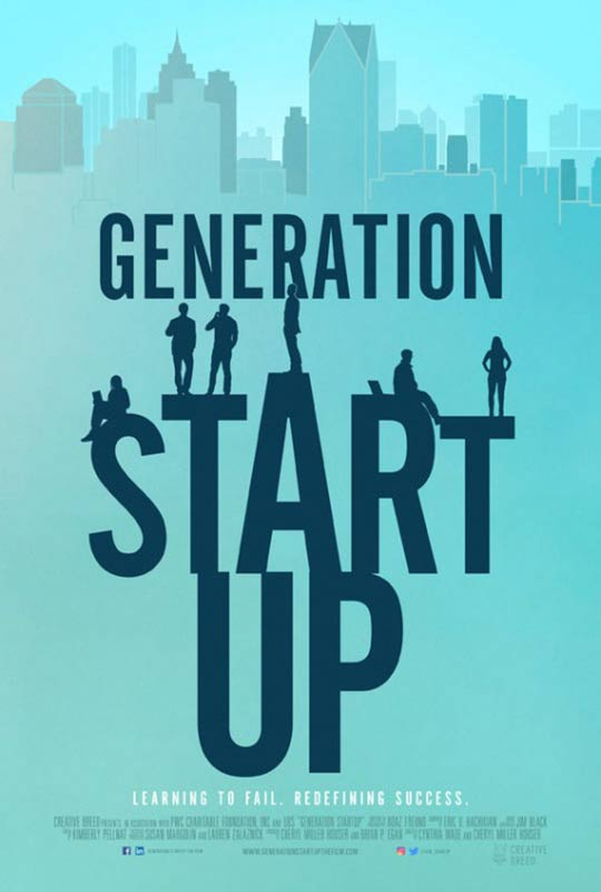 Generation Startup Poster #1