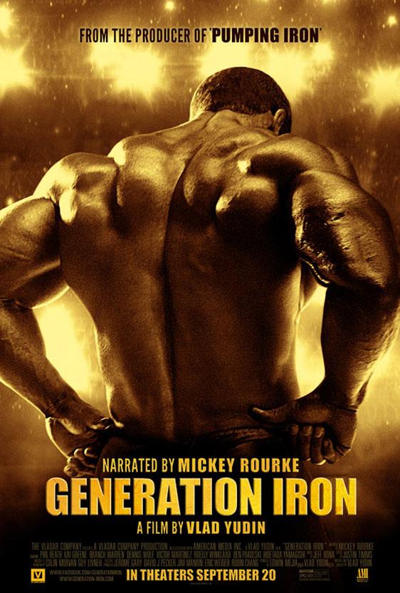 Generation Iron Poster #1