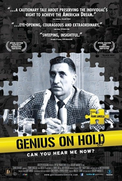 Genius on Hold Poster #1
