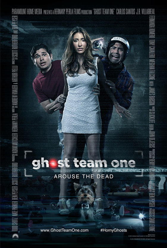 Ghost Team One Poster #1