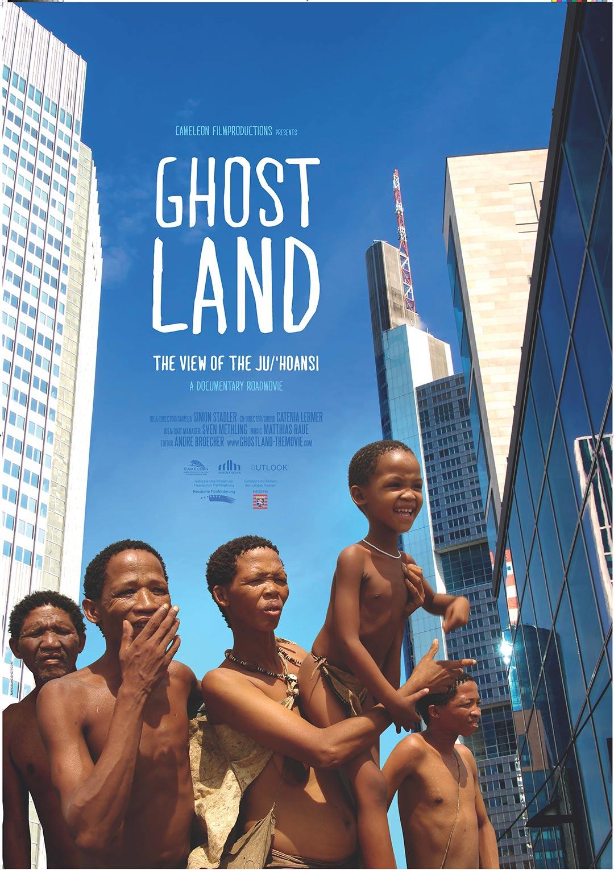 Ghostland Poster #1