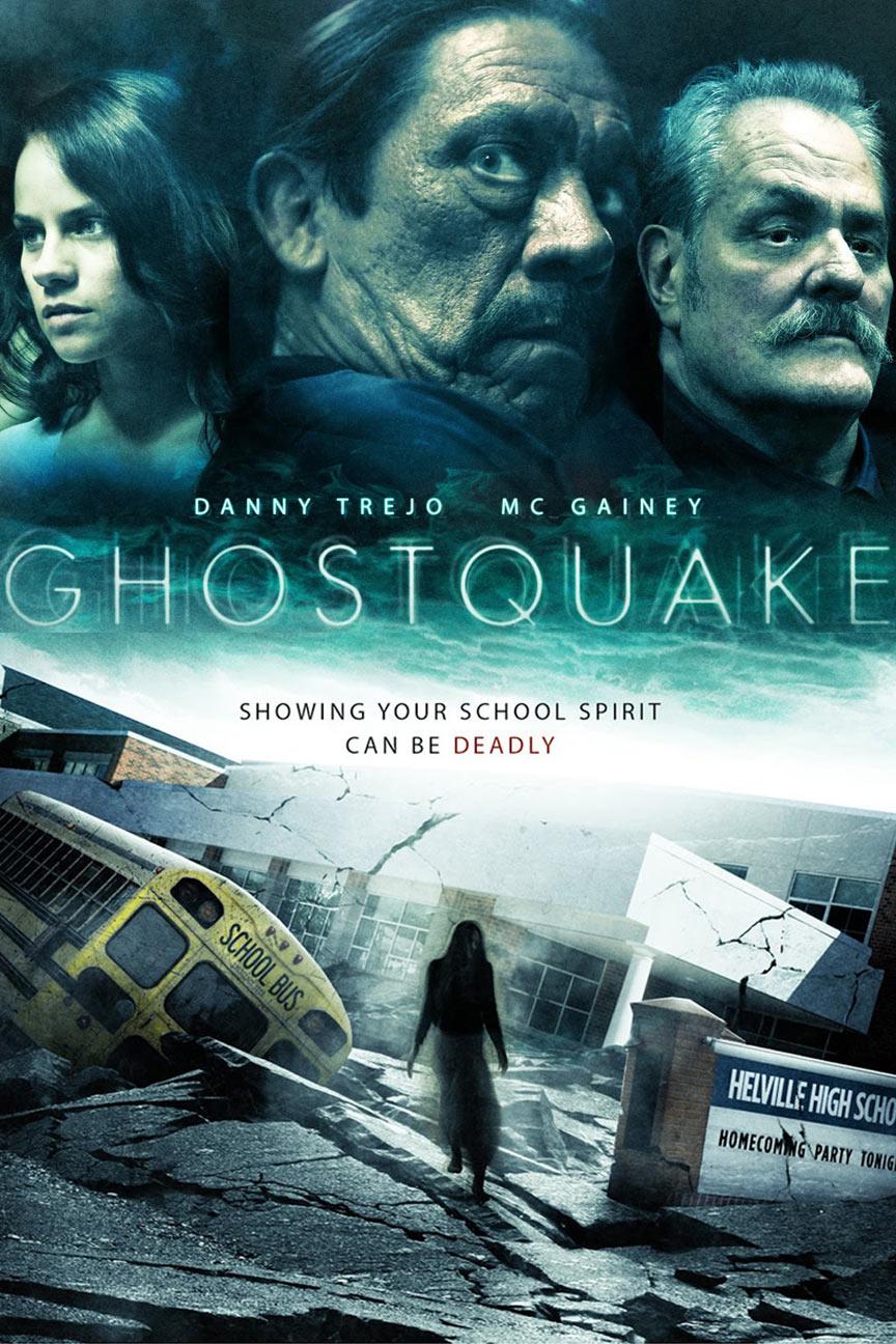 Ghostquake Poster #1