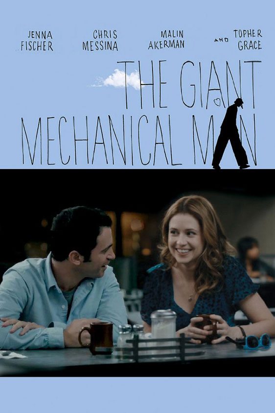 The Giant Mechanical Man Poster #1