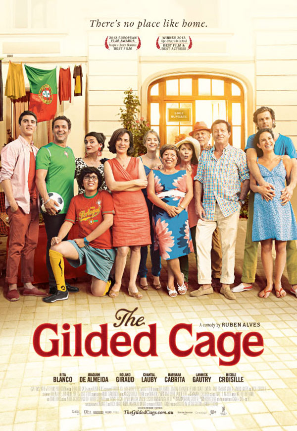 The Gilded Cage Poster #1