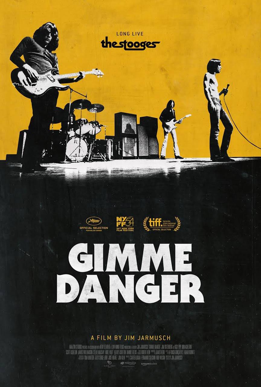 Gimme Danger Poster #2
