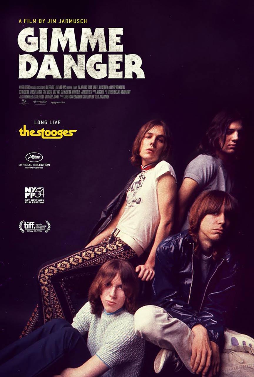 Gimme Danger Poster #3