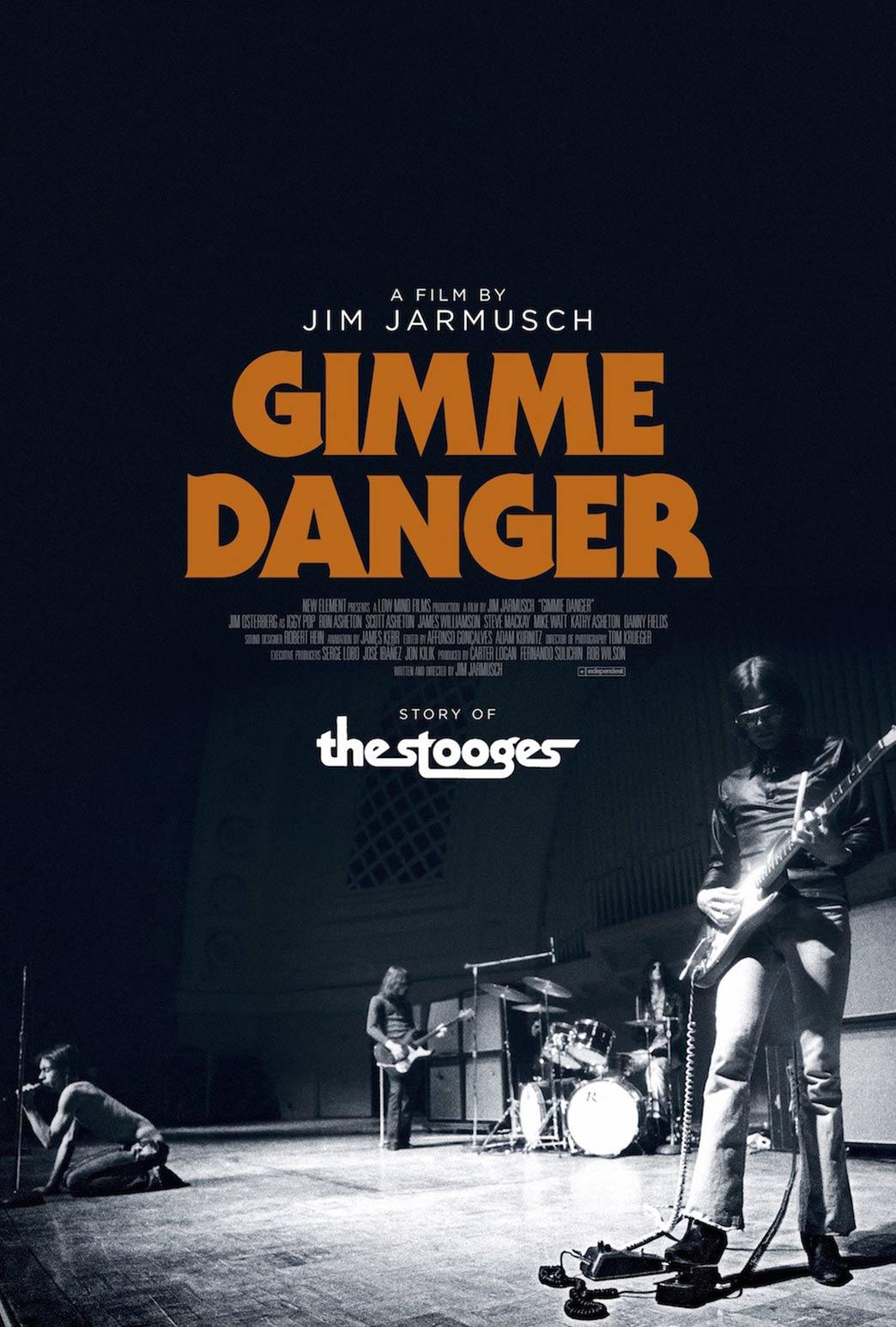 Gimme Danger Poster #1