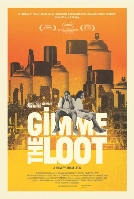 Gimme the Loot Poster #1
