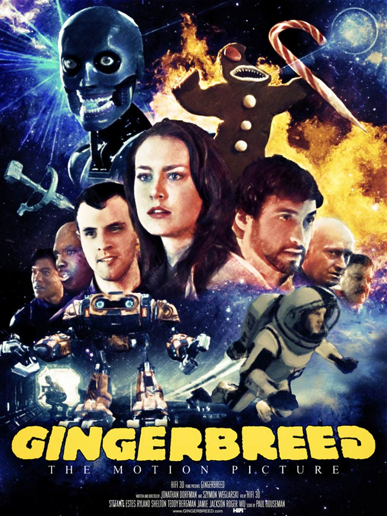 Gingerbreed Poster #1