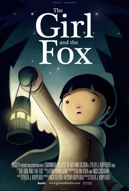 The Girl and the Fox Poster #1
