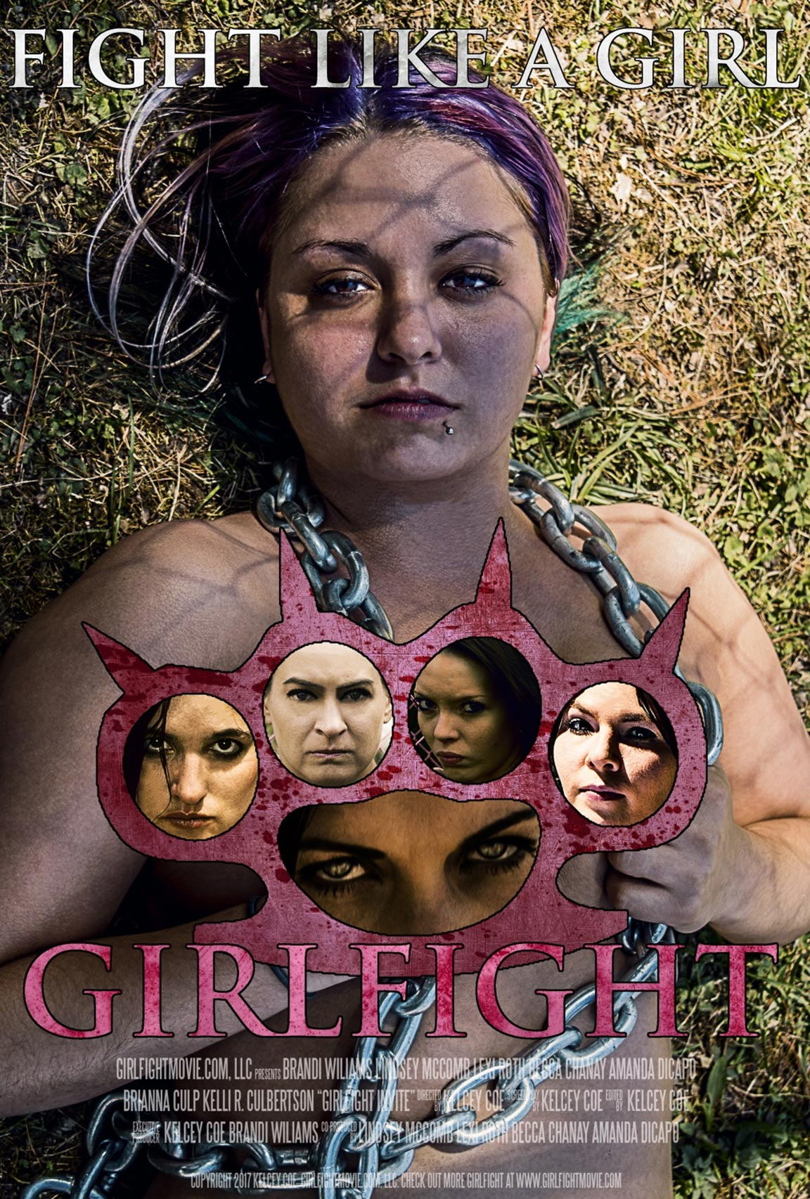 GirlFight: inVite Poster #1