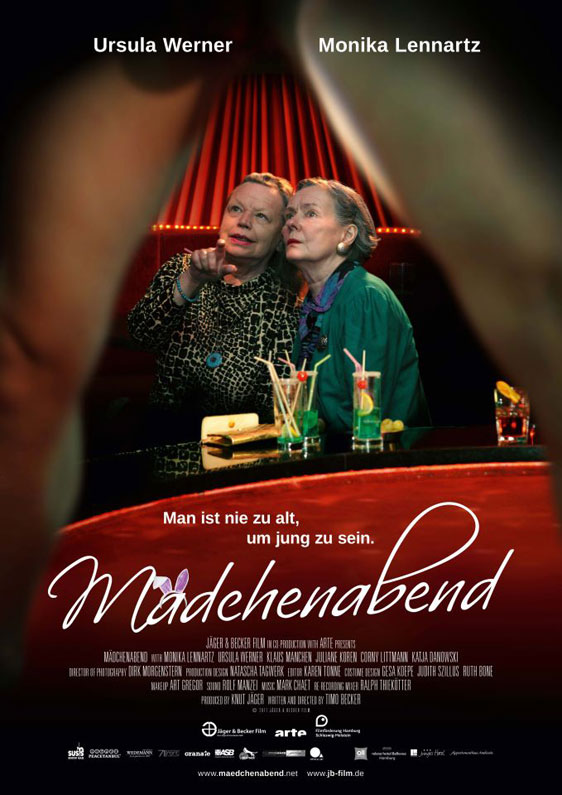 A Girls' Night Out (Mädchenabend) Poster #1
