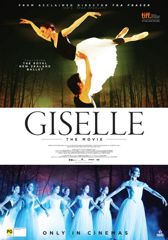 Giselle Poster #1