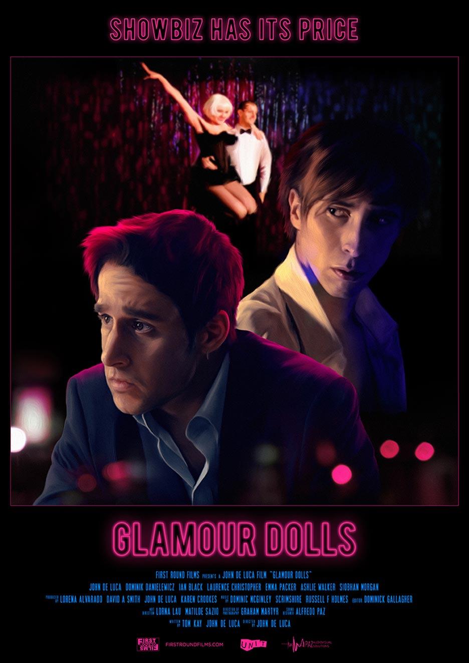 Glamour Dolls Poster #1