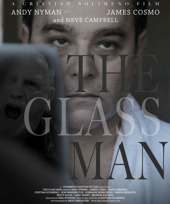 The Glass Man Poster #1