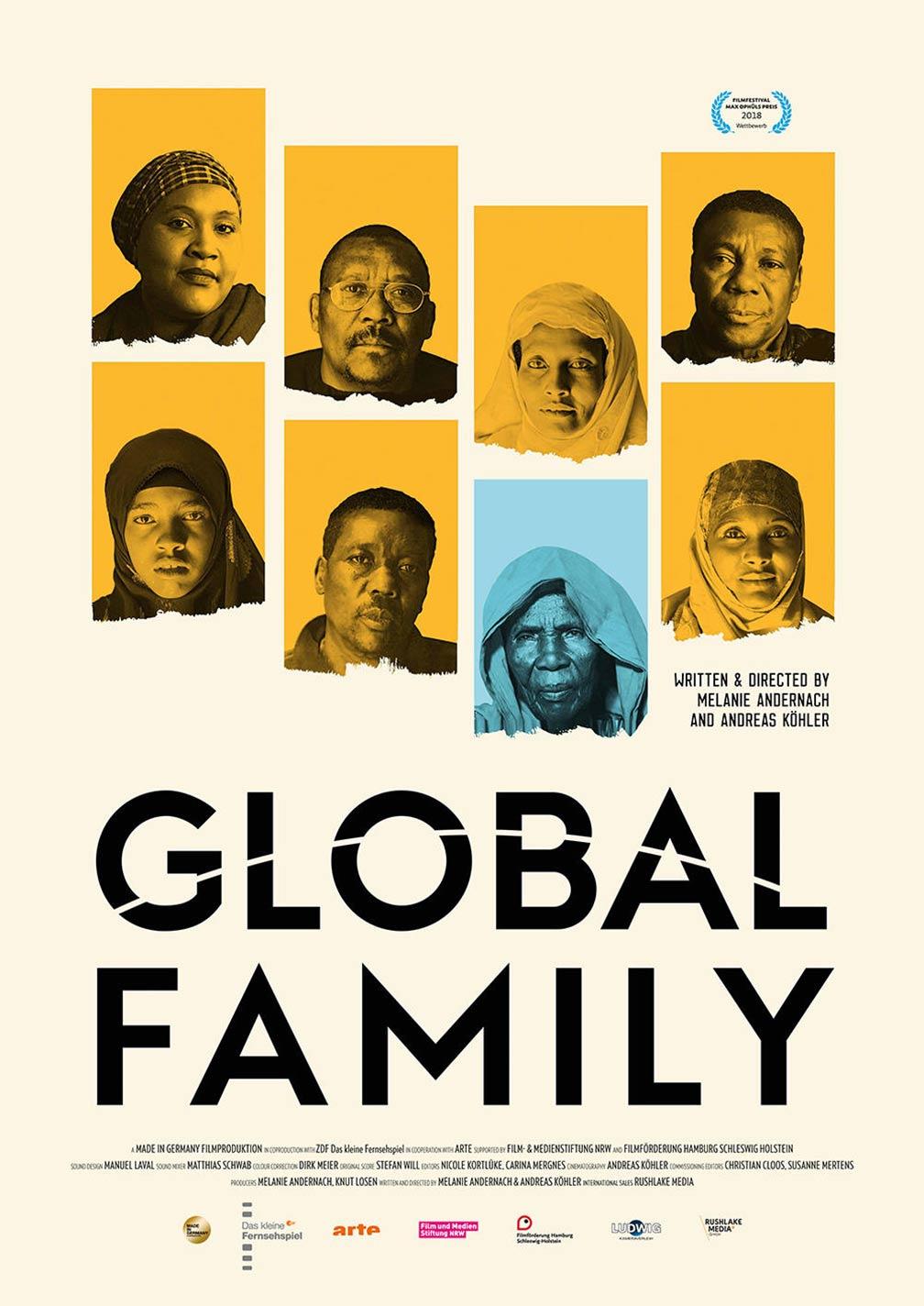 Global Family Poster #1