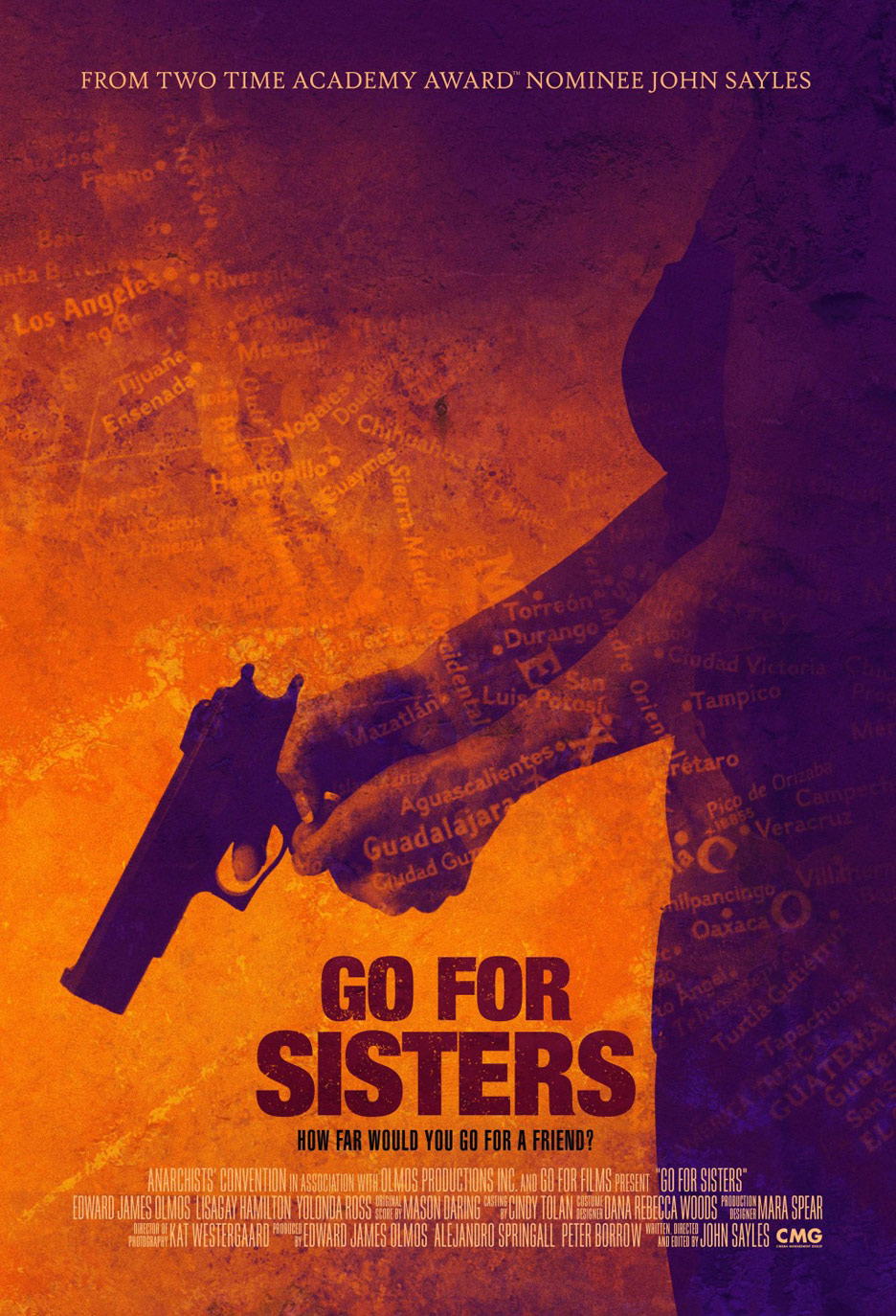 Go For Sisters Poster #2