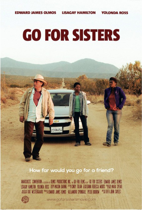Go For Sisters Poster #3