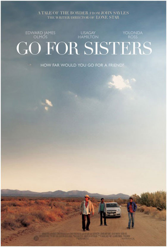 Go For Sisters Poster #1