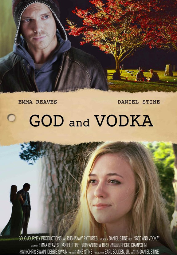 God and Vodka Poster #1
