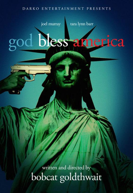God Bless America Poster #1