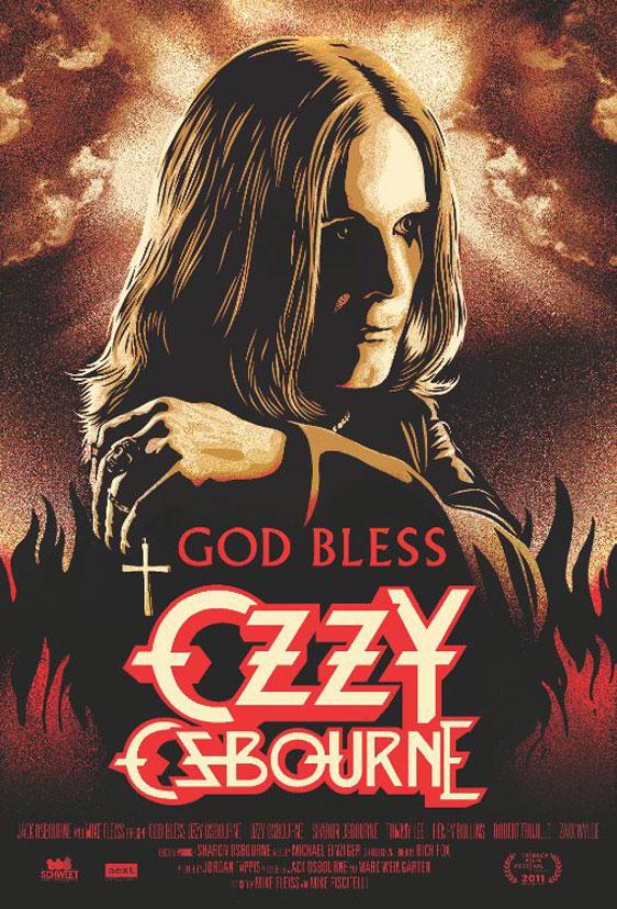 God Bless Ozzy Osbourne Poster #1