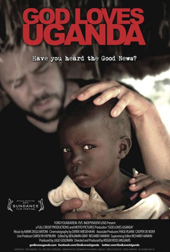 God Loves Uganda Poster #1
