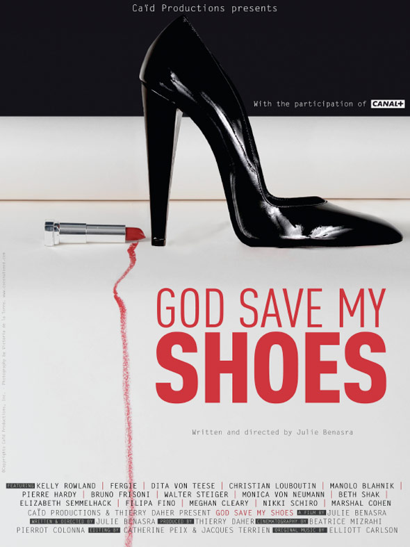 God Save My Shoes Poster #1