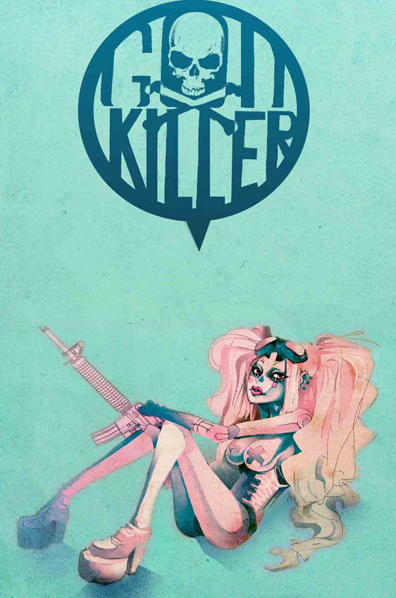 Godkiller Poster #1