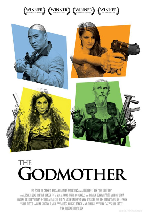 The Godmother Poster #1