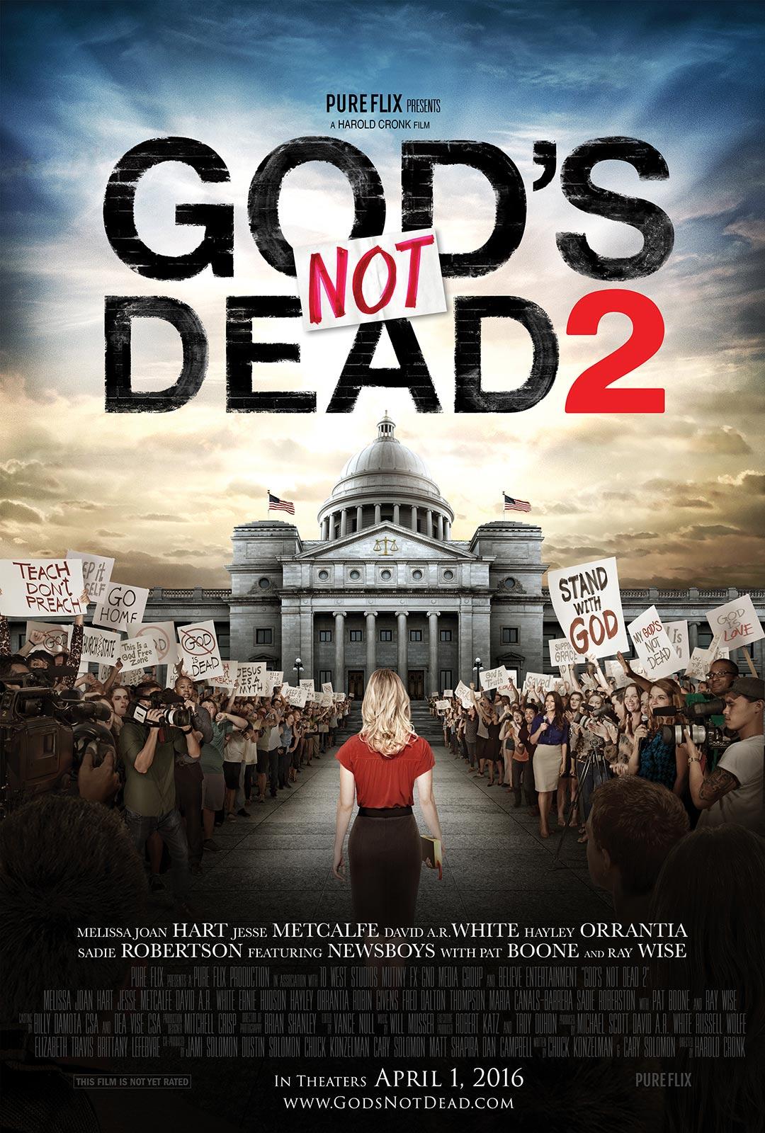 God's Not Dead 2 Poster #1