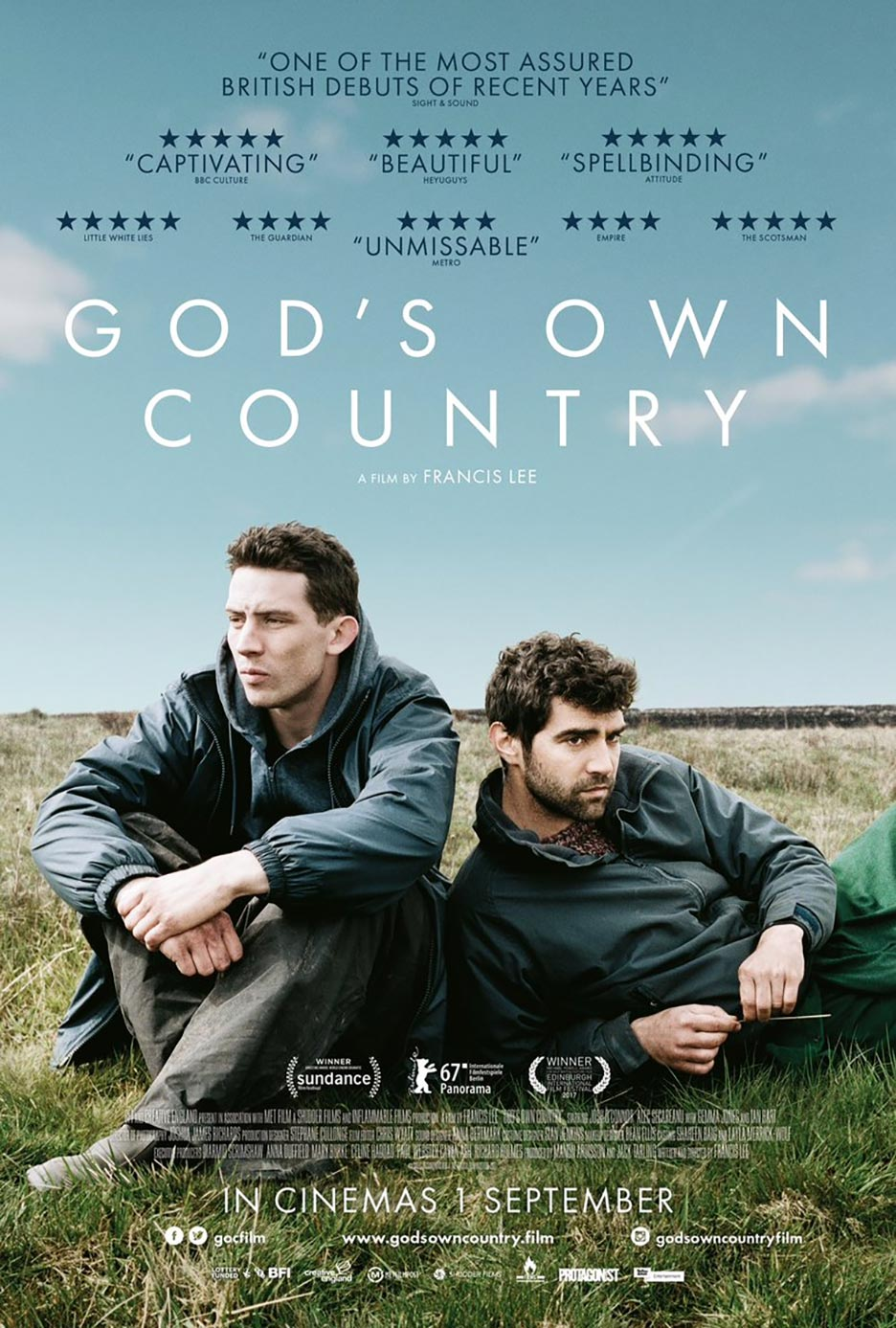 God's Own Country Poster #1
