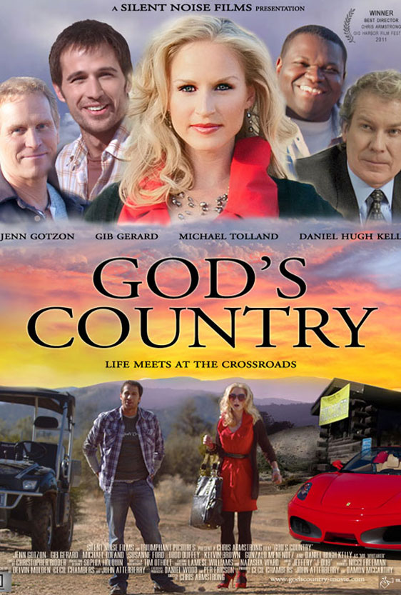 God's Country Poster #1