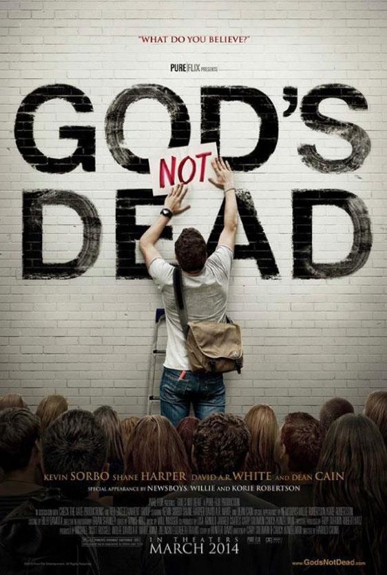 God's Not Dead Poster #1