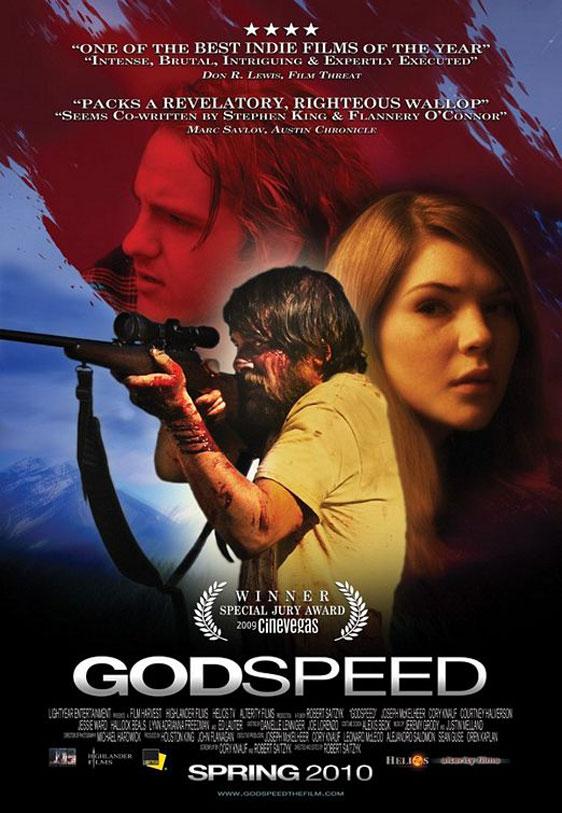Godspeed Poster #1
