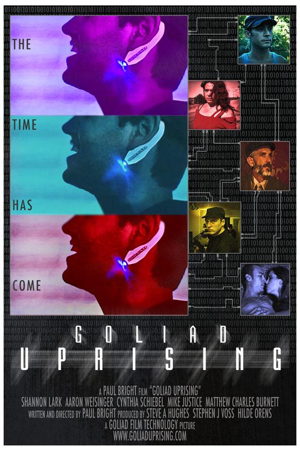 Goliad Uprising Poster #1