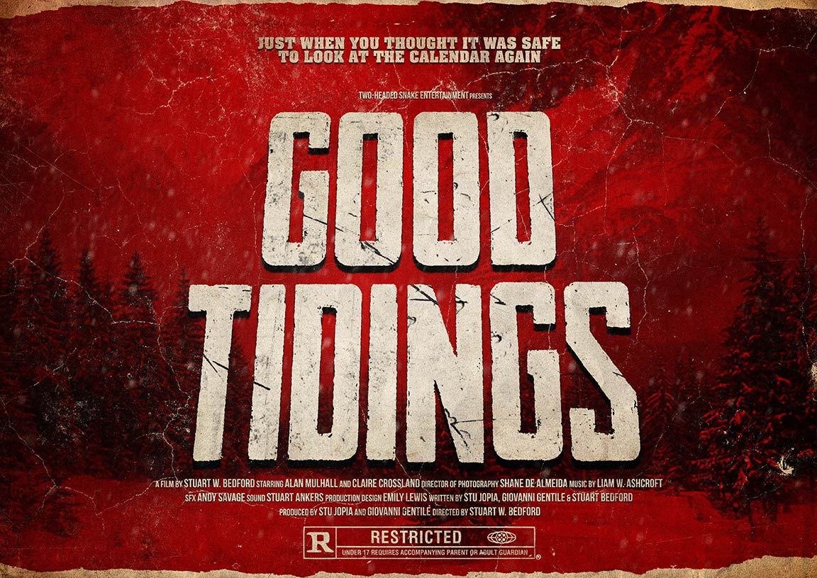 Good Tidings Poster #1