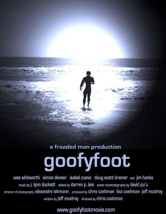 Goofyfoot Poster #1