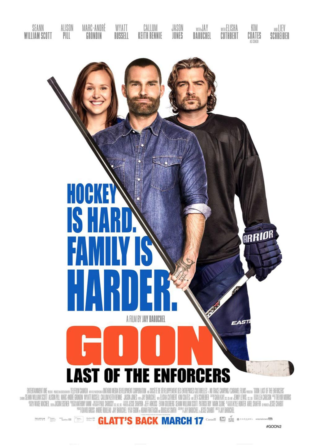 Goon 2: Last of the Enforcers Poster #3
