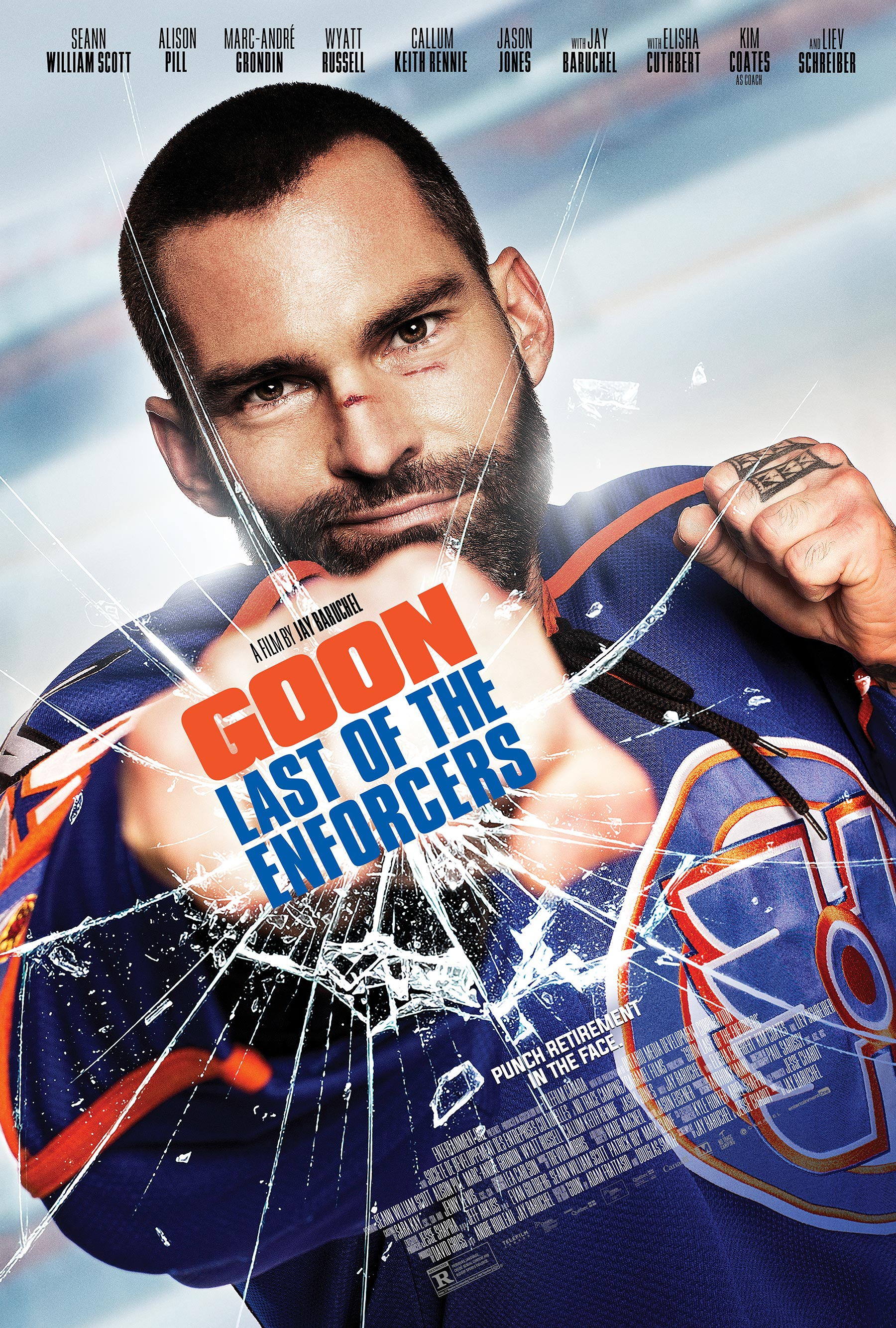 Goon 2: Last of the Enforcers Poster #4