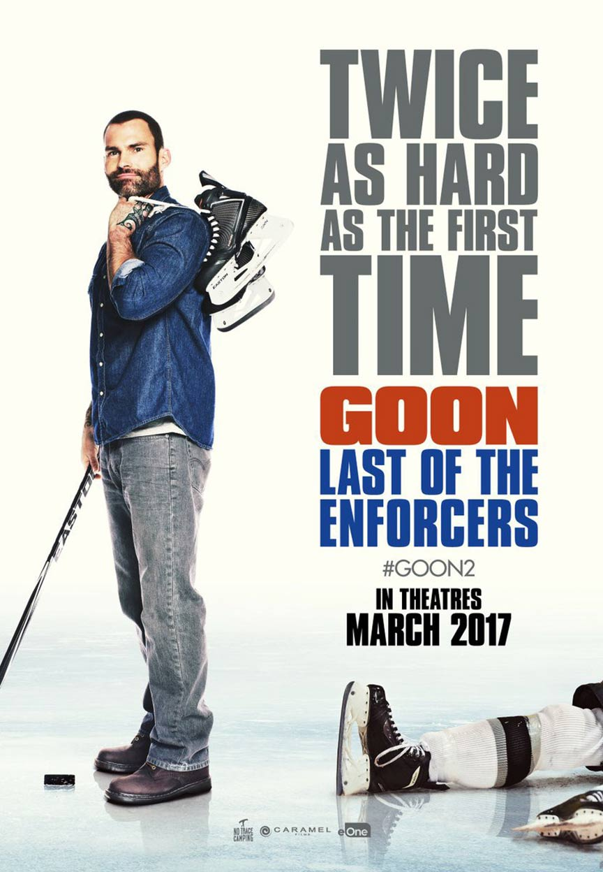 Goon 2: Last of the Enforcers Poster #1